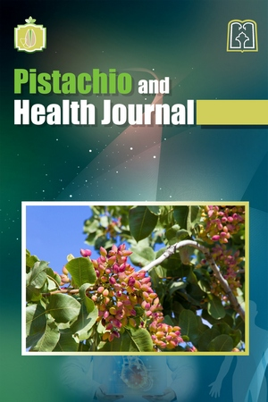 Pistachio and Health Journal